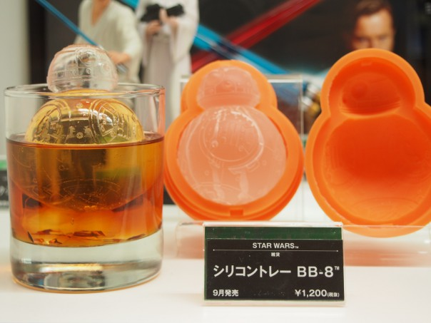Star Wars BB-8 Silicon Tray