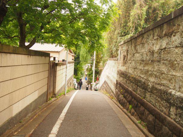 Miurazaka Street