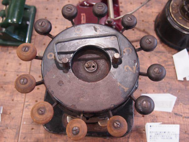 Vintage Punching Tool