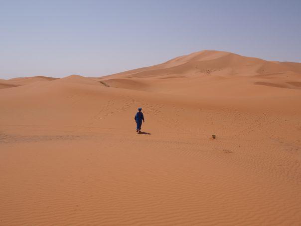 Freedom in desert