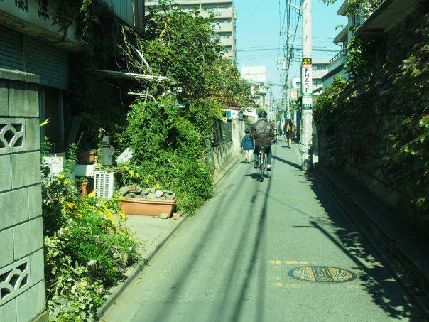 Kawagoe backstreet of Crea Mall