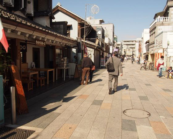 Koedo Kawagoe Street