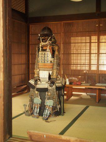 Ninja and Samurai Armor