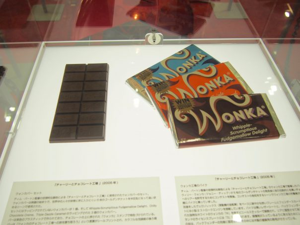 Wonka of Charlie and the ChocolateFactory