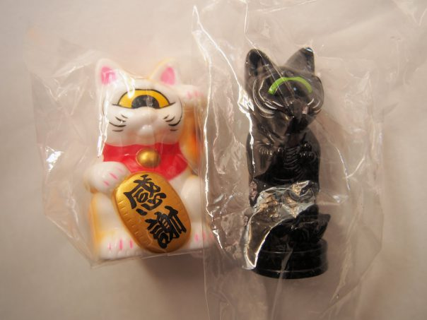 Figures of Fortune Cat I bought