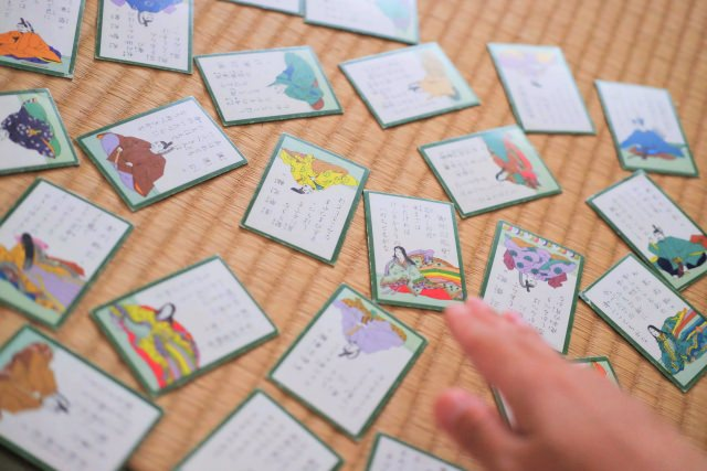 Playing Cards Hyakunin Isshu