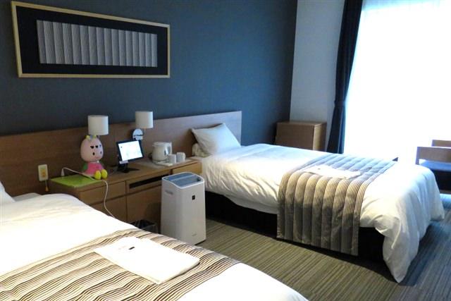 Room of Henn na Hotel