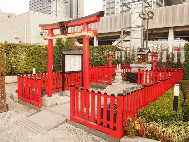 Aaua City Odaiba Shrine