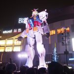 Life Size Gundam in Odaiba