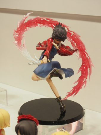 Figure or Ryogi Shiki from Kara no Kyokai