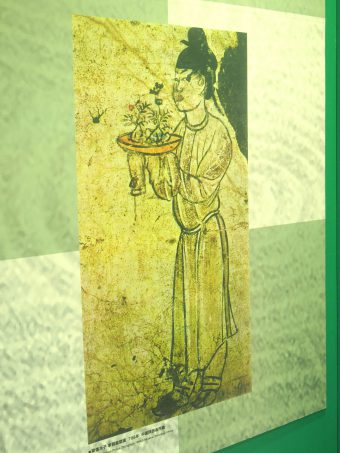 Crown Prince Zhanguai Tomb Mural
