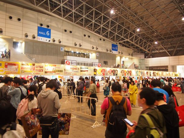 Shops that are selling special goods of Nico Nico Chokaigi