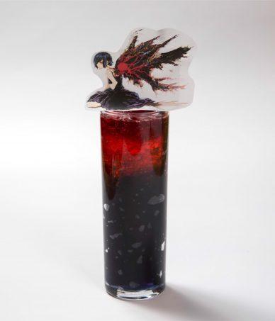 Touka's jelly drink