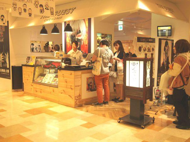 Tokyo Ghoul Cafe