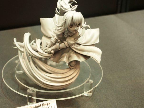 Illya Saber from Fate/kaleid liner