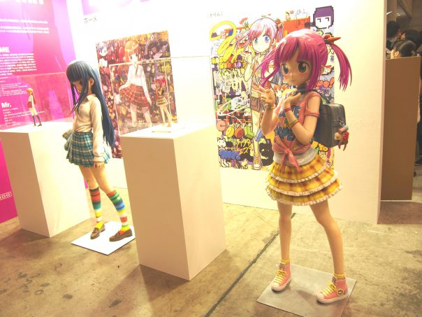 Life-size Figures by Bome