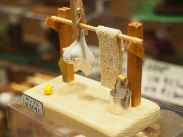 Handmade work in Japan