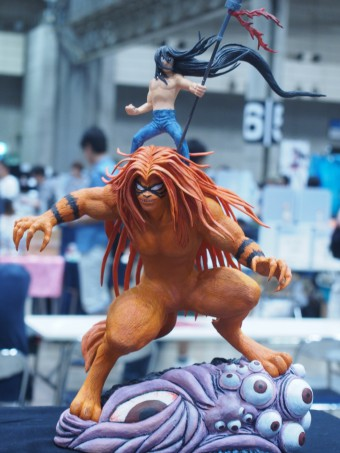 Ushio to Tora Figure