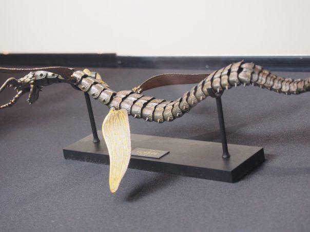 Ghibli Exhibition Hebikera Figure