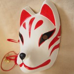 Japanese Fox Mask