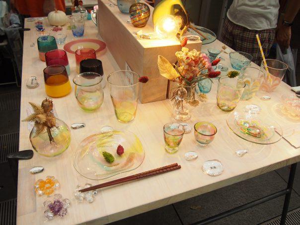 Handmade Blown Glasses
