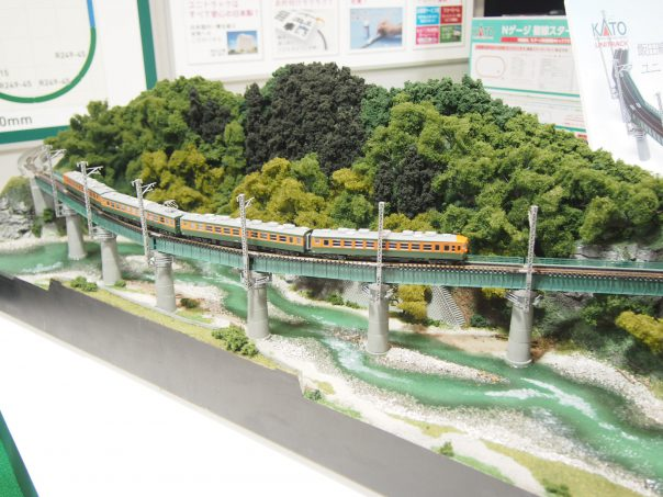 Model Railroad of Kato