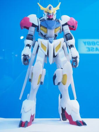 Gundam Barbatos made by 3D Printer