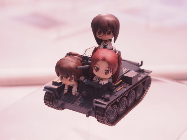 Girls and Panzer