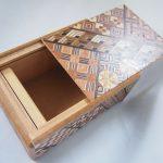 Hakone Yosegi Zaiku Trick Box