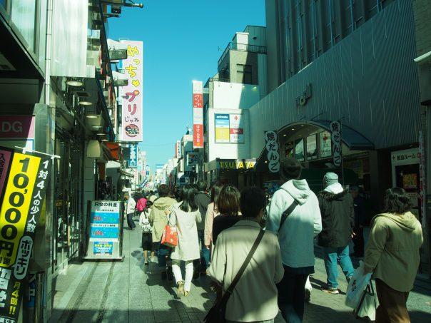 Kawagoe Crea mall