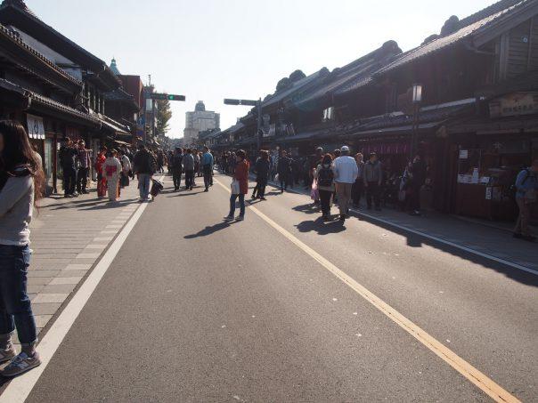 Koedo Kawagoe Main Street