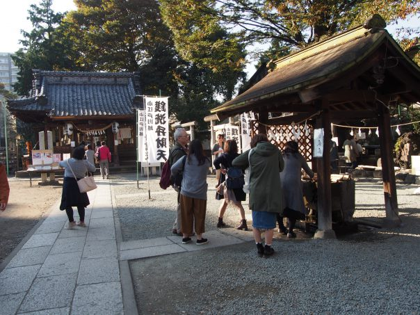 Compound of Kumano Shrine