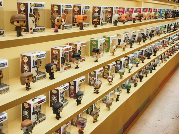 POP Figures of Funko