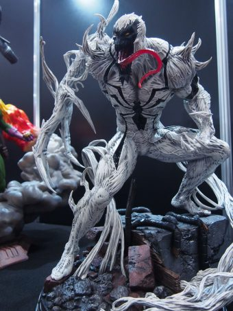 Anti Venom from Spiderman