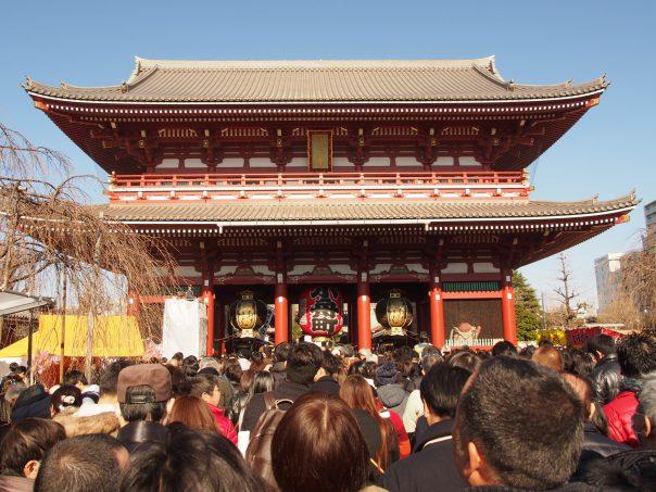 Sensouji in Asakusa