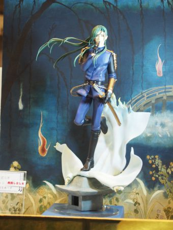 Nikkari Aoe of Touken Ranbu