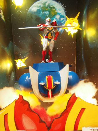 Figure of Tekkaman
