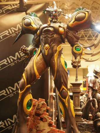 Guyver Gigantic Dark