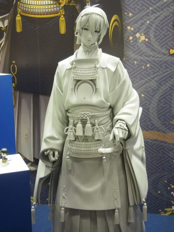 Munechika Mikazuki from Touken Ranbu