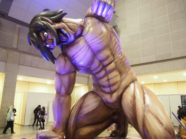 Figure of Attack on Titan