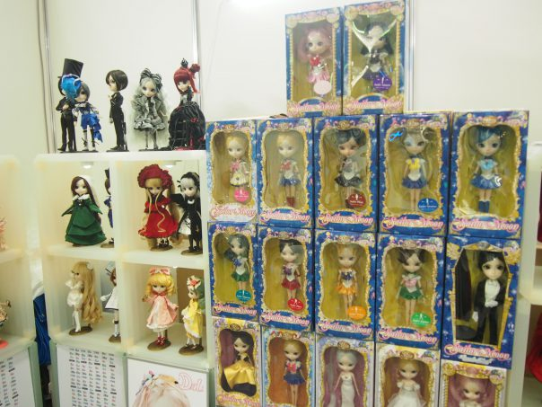 Booth of Pullip