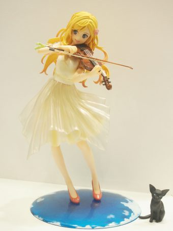 Figure of Kaori from Your Lie in April