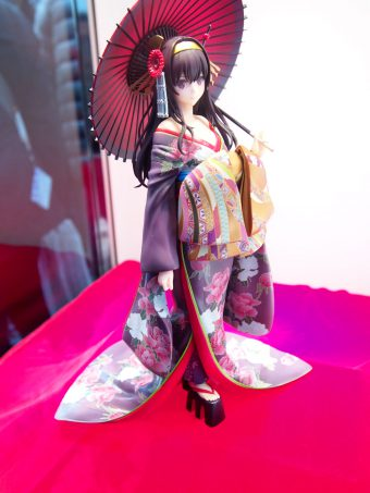 Figure of Uta Kasumigaoka from Saenai Kanojo no Sodatekata