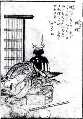 Yokai of Tanuki