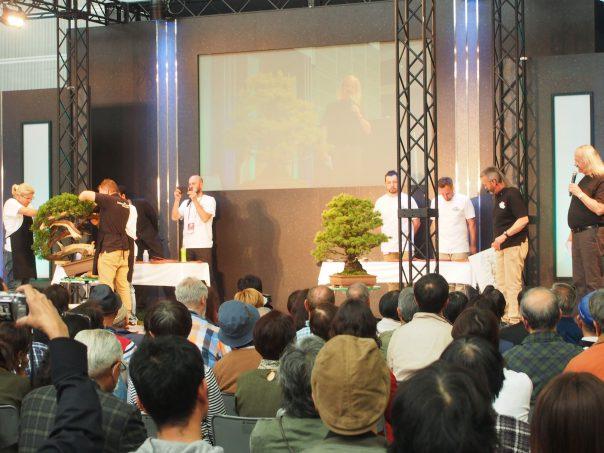 Demonstration of Bonsai Master