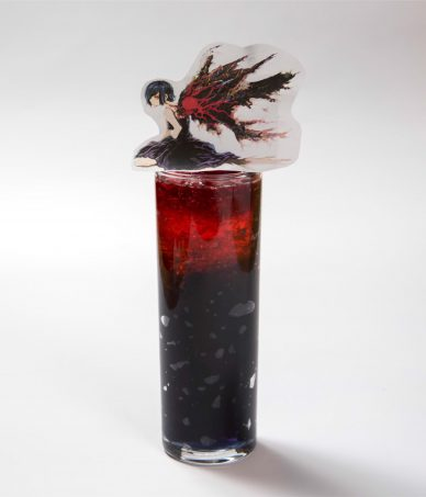 Touka's jelly drink
