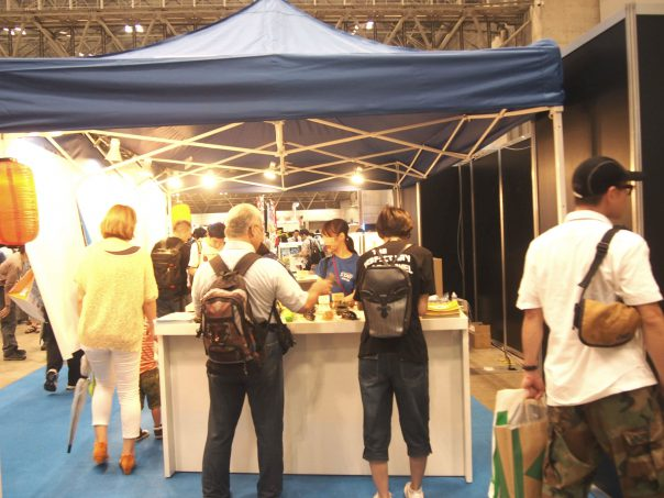 Booth of Kaiyodo
