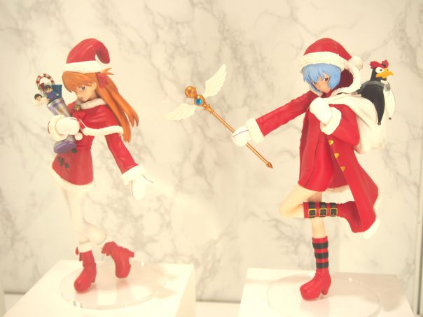 Figures of Evangelion