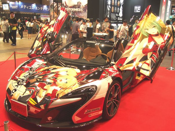 Itasha of Fate/Apocrypha