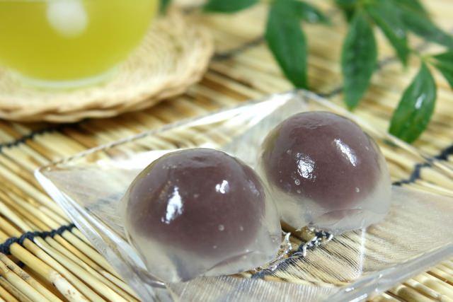 Mizu Manjyu (Jelly Cake)